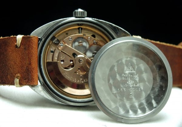 Perfect Omega Seamaster 120 Vintage Diver Automatic
