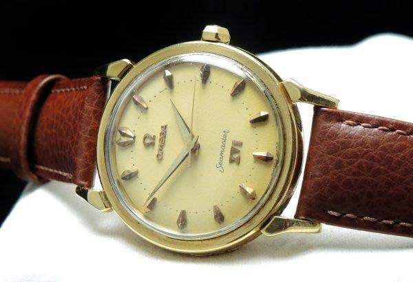 Omega Seamaster XVI Olympic Games Melbourne 1956