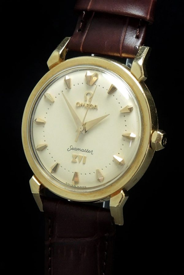 Omega Seamaster XVI Olympic Games Melbourne 1956