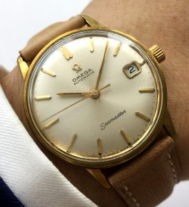 vp2074 omega seamaster gold plated (1)