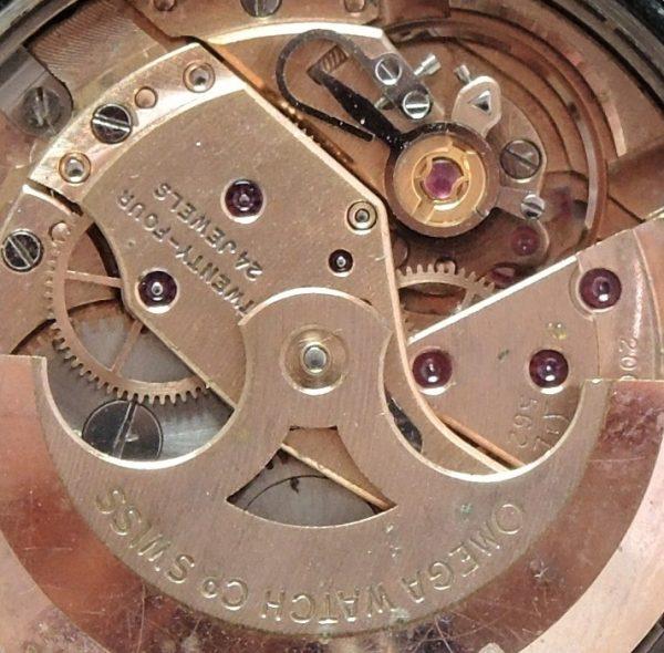 Omega Seamaster Automatic Explorer Dial
