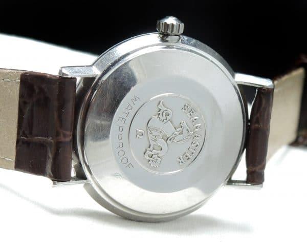 Wonderful Omega Seamaster Automatic 34mm Vintage black dial