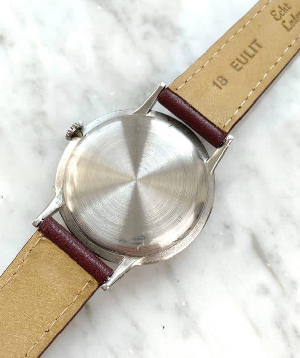 Early Vintage Omega Oversize Restored Bullseye Dial Jumbo white 30t2