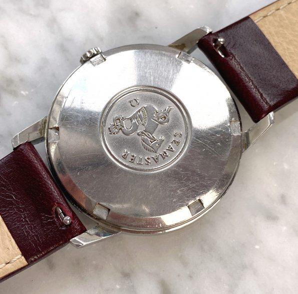 Omega Seamaster Pre De Ville Vintage Automatic Steel Date