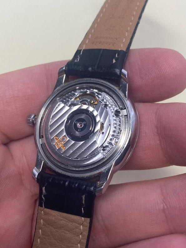 Wonderful Omega Automatic Chronometer Vintage De Ville Prestige