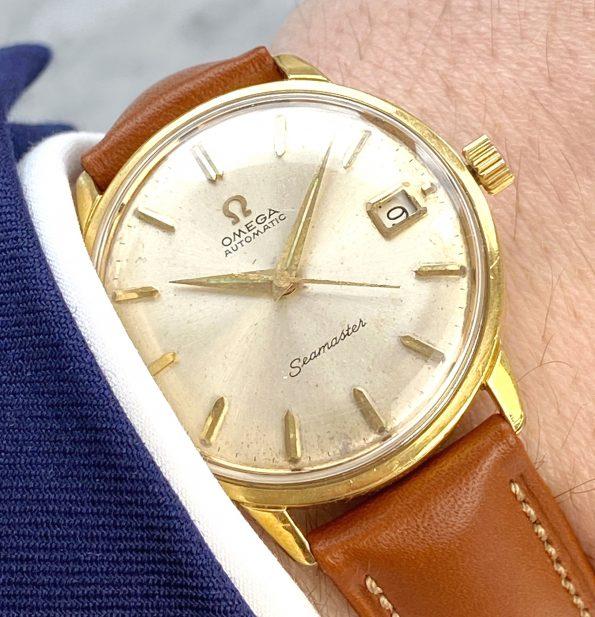 Omega Seamaster De Ville Automatic Vintage Date