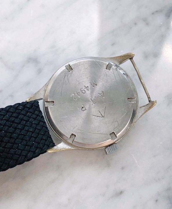 Grana Vintage Military Watch Royal Air Force But Not Dirty Dozen