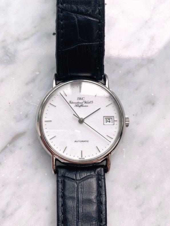 IWC Portofino White Dial Full Set Vintage Automatic