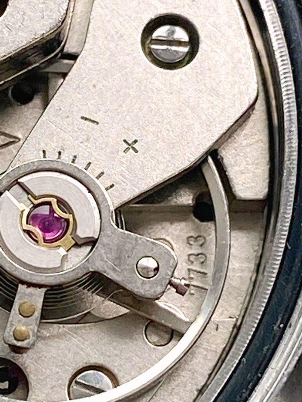 PATENT PENDING DIAL Beautiful Yema Yachtingraf Chronograph Vintage