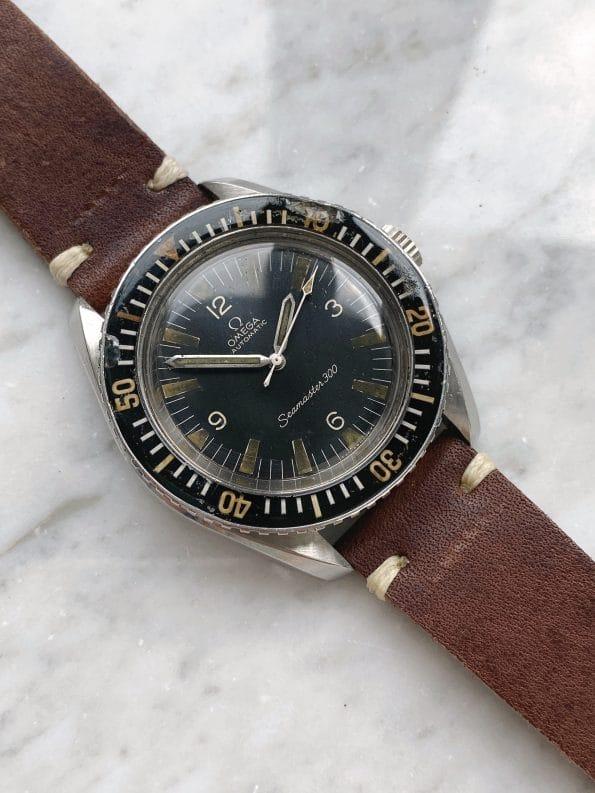 Vintage Omega Seamaster 300 Automatic Diver Pre James Bond