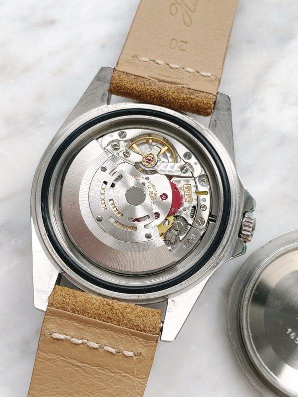 Vintage Rolex Explorer 2 II White Albino Tritium Dial Automatic GMT 16570