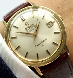 Perfect Omega Constellation Automatic Calatrava